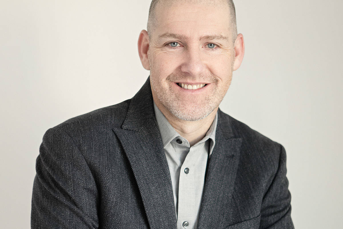 Michael Henshall is the Conservative candidate running in the riding of Abbotsford West. (Special to The Star).