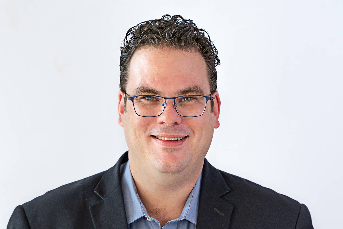 Ryan Warawa is running for the BC Conservatives in Langley East. (Ryan Warawa/Special to the Langley Advance Times)