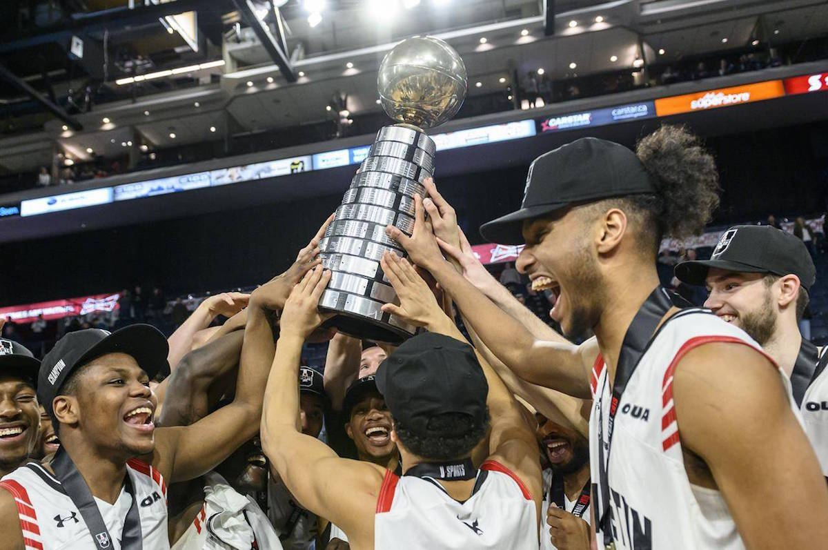The Sports Men's Basketball Championship will not proceed with the cancellation of the 2021 Winter Championships. (Contributed)