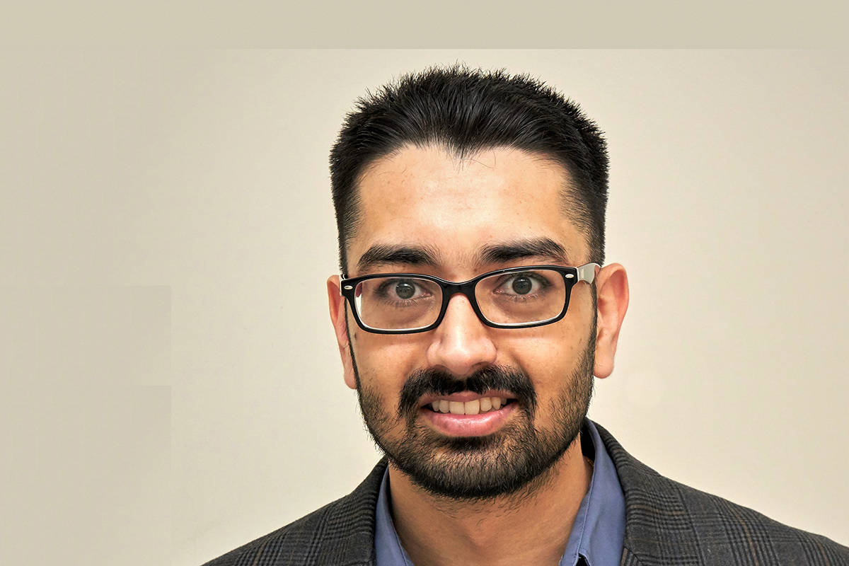 Regular check-ups and teeth cleaning both play a big role in preventative health care, says the Langley Dental Care Clinic's Dr. Kanwarveer Grewal.