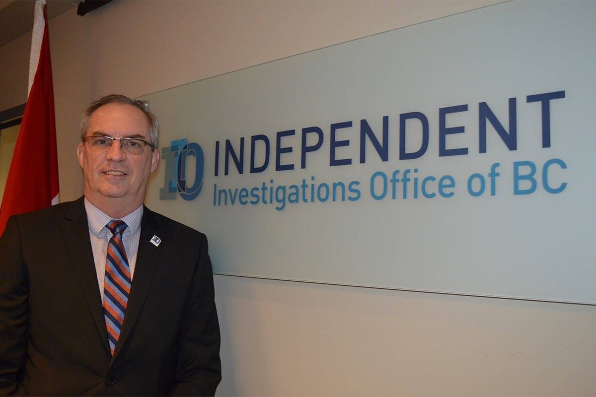 IIO Chief Civilian Director Ron MacDonald. (File photo: Tom Zytaruk)