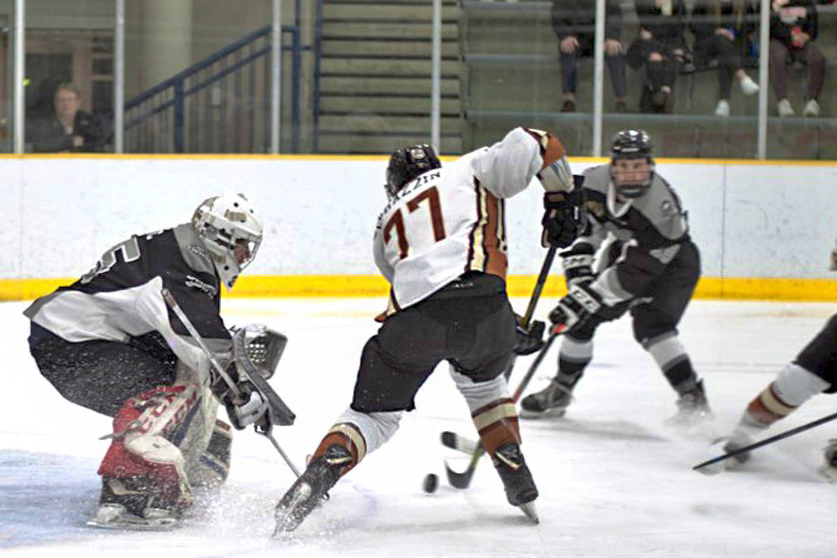 Aldergrove Kodiaks open the 2020-2021 season with a four game winning streak. (Aldergrove Star files)