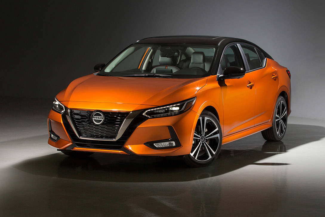 The latest edition of the Nissan Sentra is totally new from the ground up in a concerted effort to keep pace with the class-leading Toyota Corolla, Honda Civic and Hyundai Elantra.