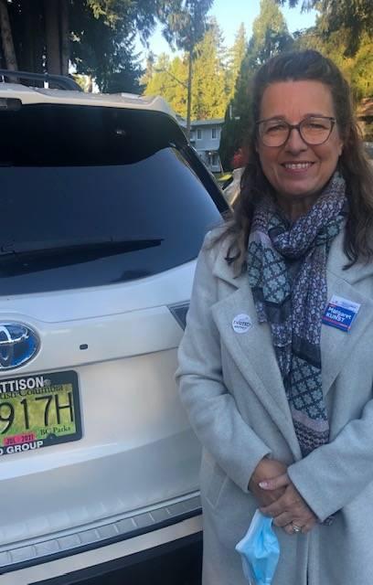 Photo of Liberal candidate Margaret Kunst. (Margaret Kunst/Special to Langley Advance Times)