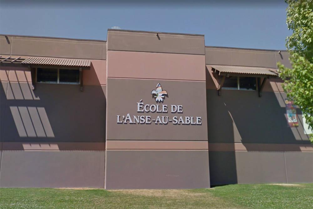 École de l'Anse-au-sable. (Google Maps)