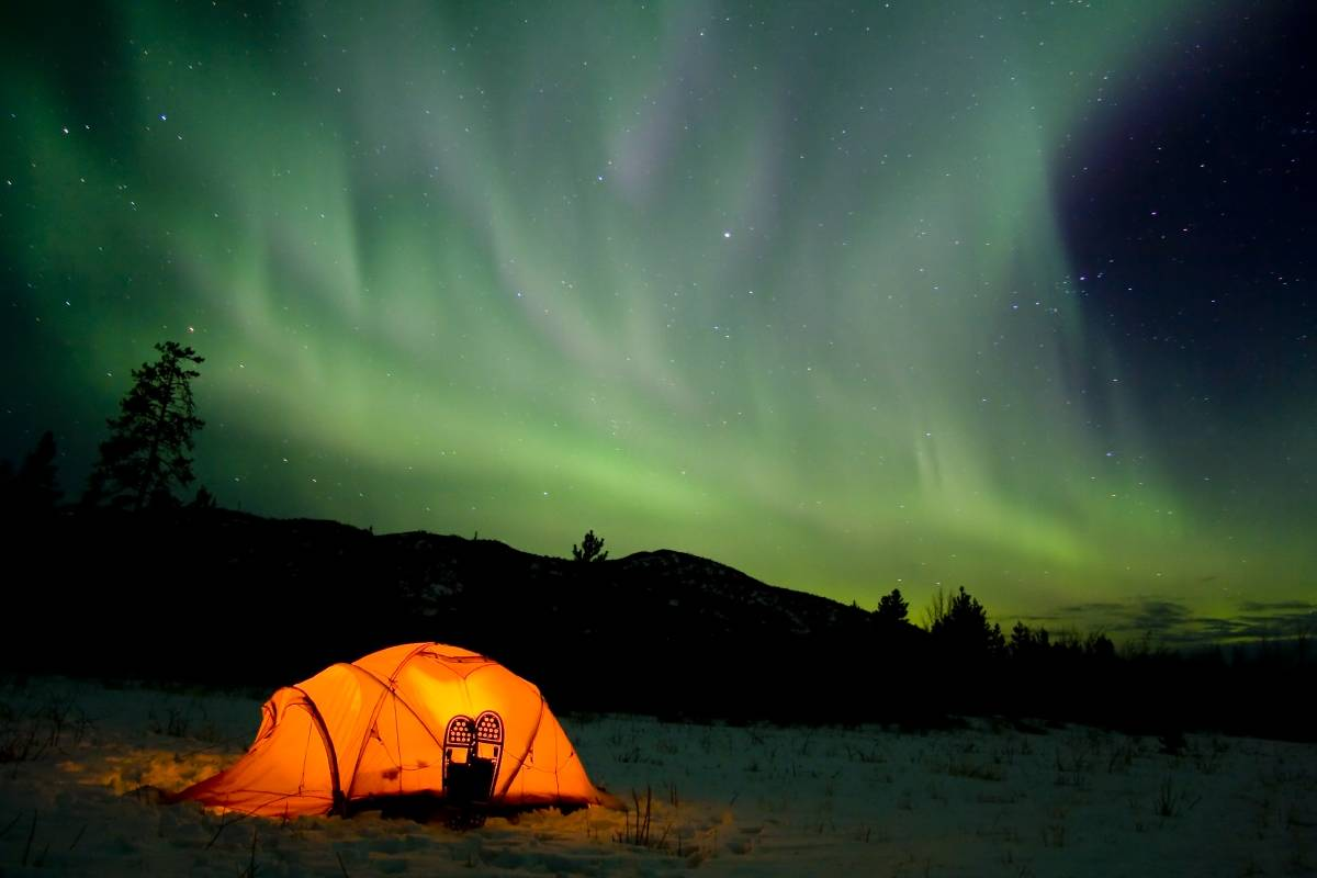 The Northern Lights have long captured our imaginations. Here's how to experience the magic. Stefan Wackerhagen photo/Travel Yukon