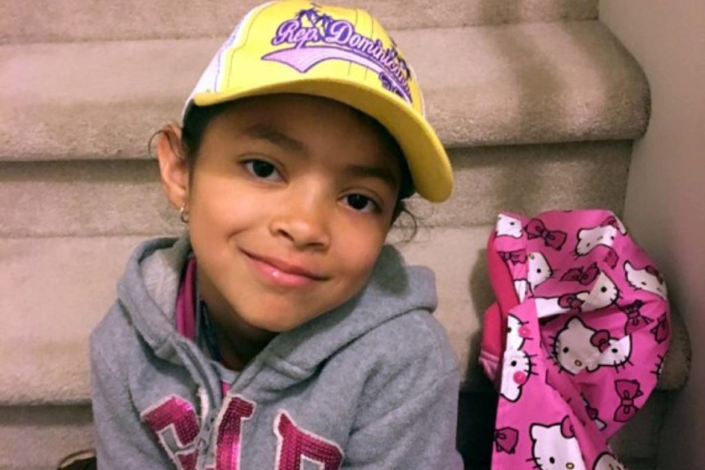 Seven-year-old Aaliyah Rosa was found dead in an apartment in Langley in July. (Langley Advance Times files)