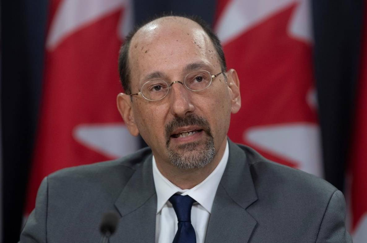 Federal Correctional Investigator Ivan Zinger addresses a news conference discussing his latest report, Tuesday, February 18, 2020 in Ottawa. THE CANADIAN PRESS/Adrian Wyld