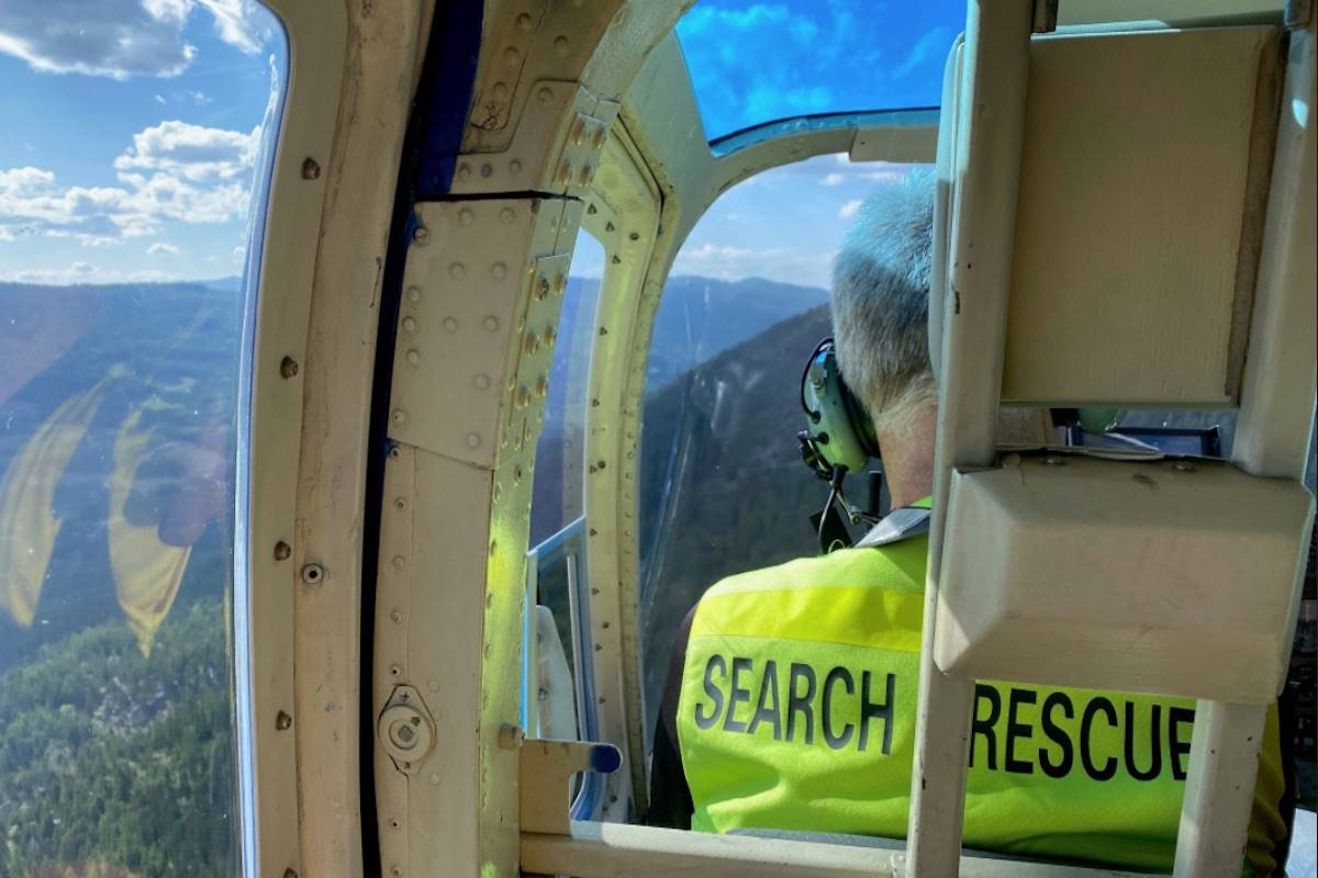 Search and Rescue (Black Press Media files)