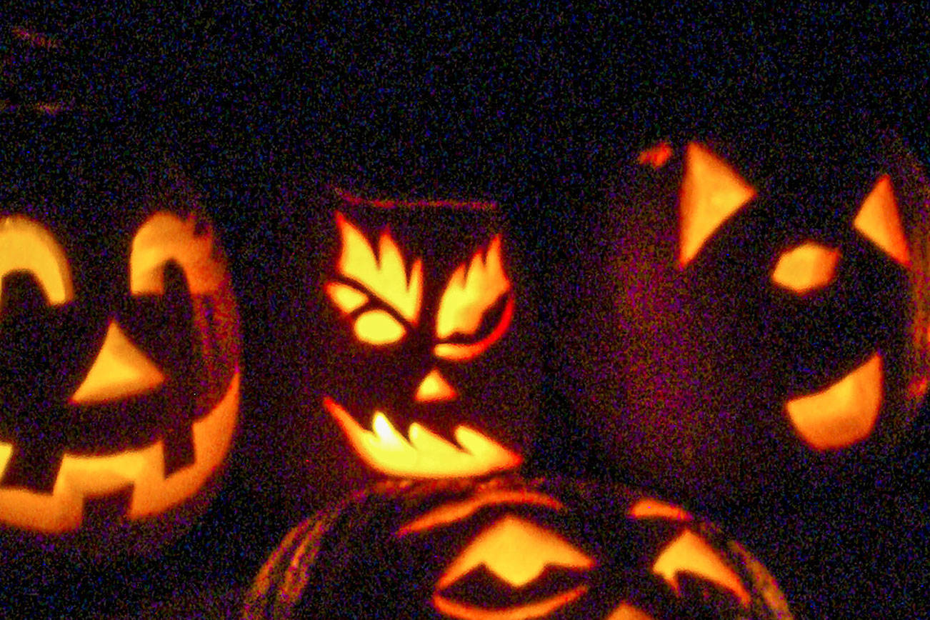 Jack O'Lantern displays are part of the Halloween decorations each year. (File photo)