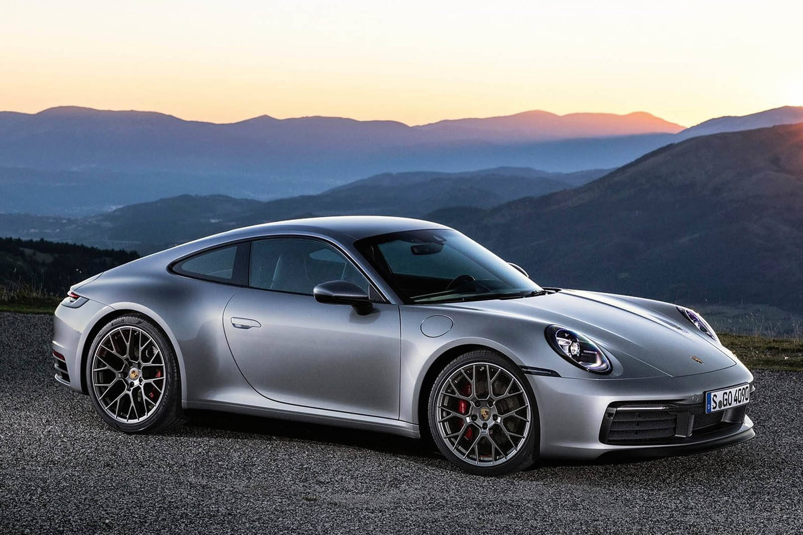 The Porsche 911's confidence-inspiring nature is what makes the car great.
