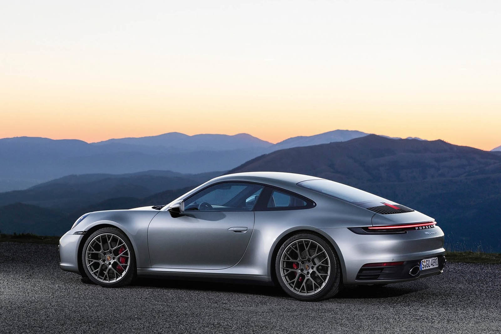 "For the Carrera 4S, the ""4"" refers to all-wheel-drive and the ""S"" is a performance step up in power from the base 911: 443 horses versus 379."