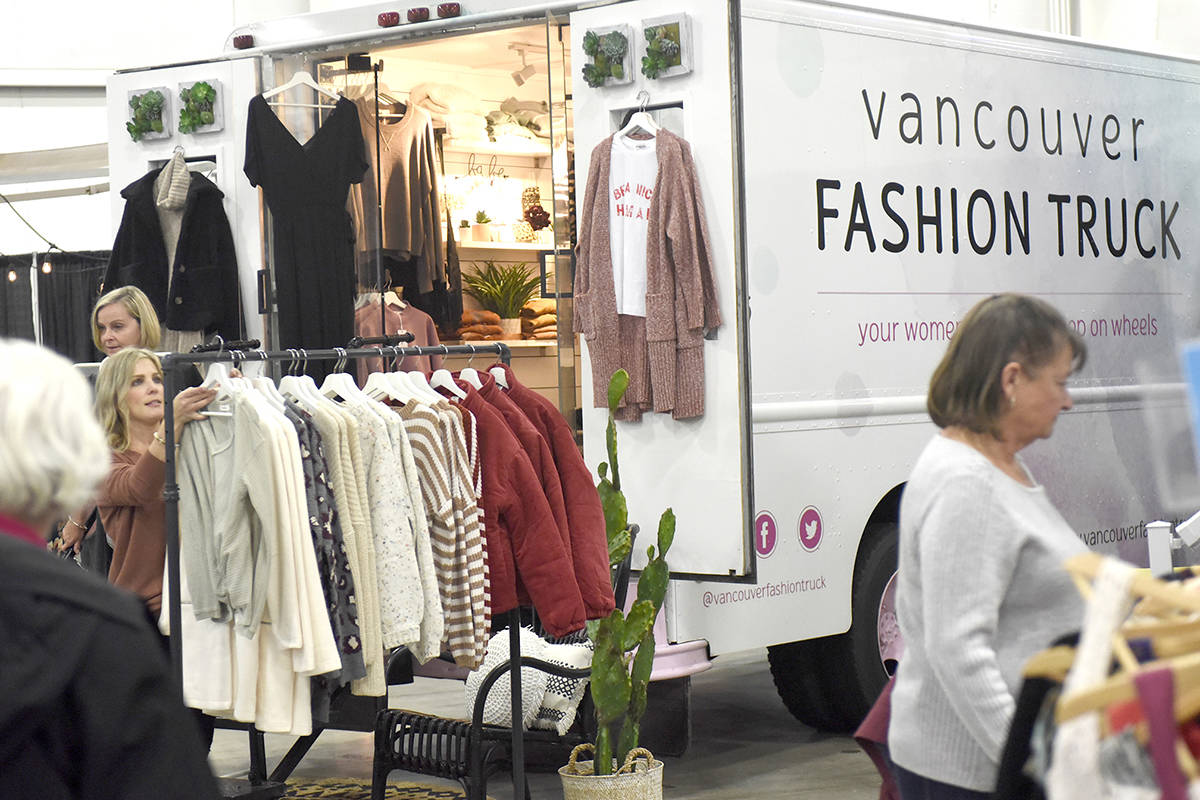 The West Coast Women's Show is normally held every October at Tradex in Abbotsford. This year's event will be an Online Pop-Up from Nov. 13 to 15. (Abbotsford News file photo)