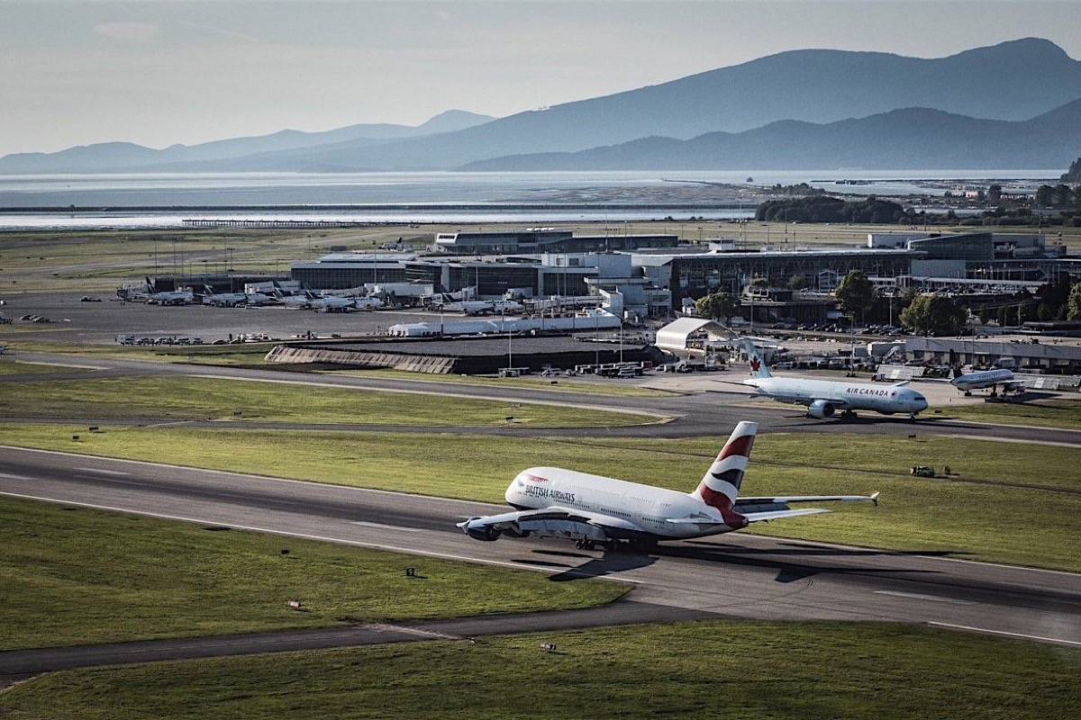 Traffic is down 90 per cent and revenues 80 per cent in the COVID-19 pandemic, Vancouver International Airport CEO Tamara Vrooman says. (YVR photo)