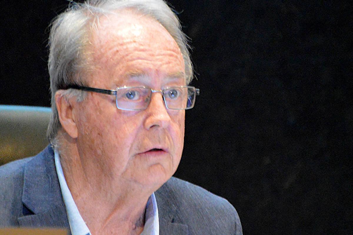 Surrey Mayor Doug McCallum. (Now-Leader file photo)
