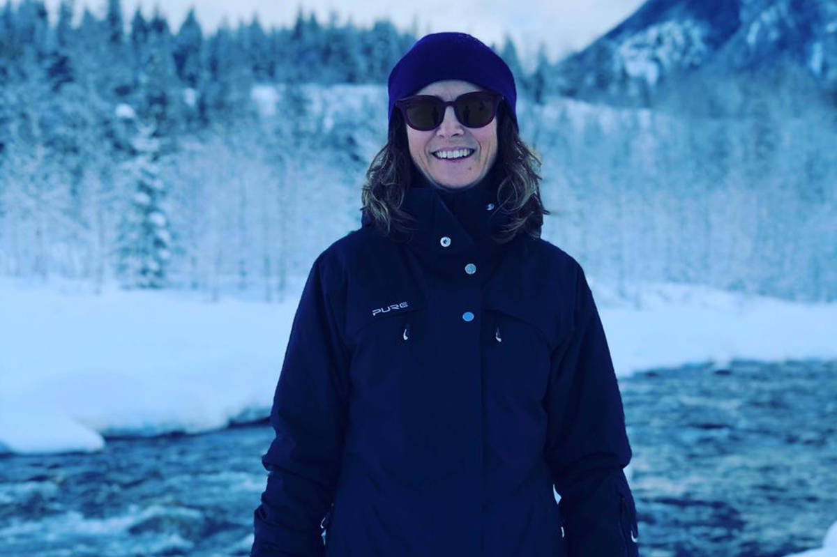 Mon Balon and her family moved to Revelstoke in December 2019. At first she was going to treat her time here like a holiday, but when the pandemic hit she decided to grow her business. (Submitted/Mon Balon)