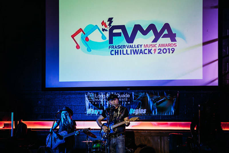 Chilliwack group The Eddy J Band performed during the fourth annual Fraser Valley Music Awards in November 2019 in Chilliwack. (Claudia Wyler Photography)