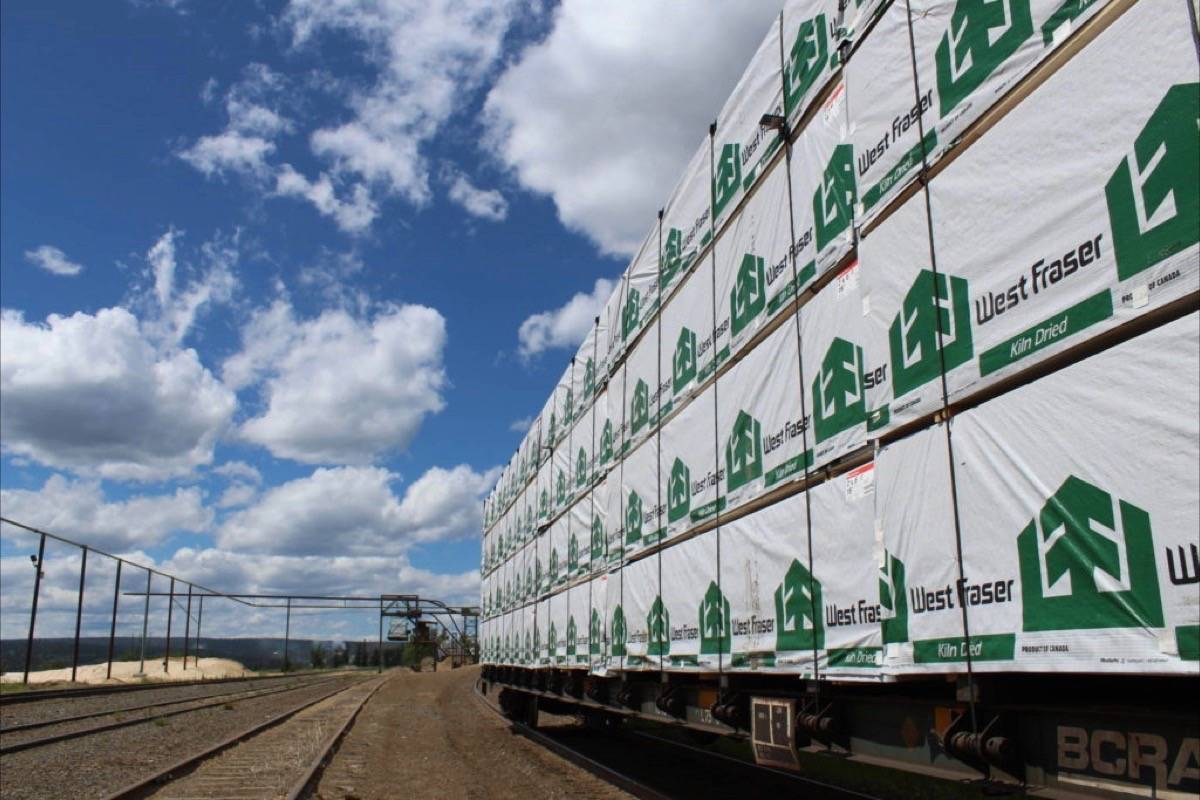 With timber supply declining from now to 2030, B.C.'s forest industry is in a major transition, but 2020 has seen strong lumber prices. (Black Press Media)