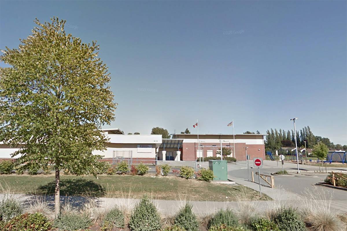 RC Garnett school (undated Google Maps image)