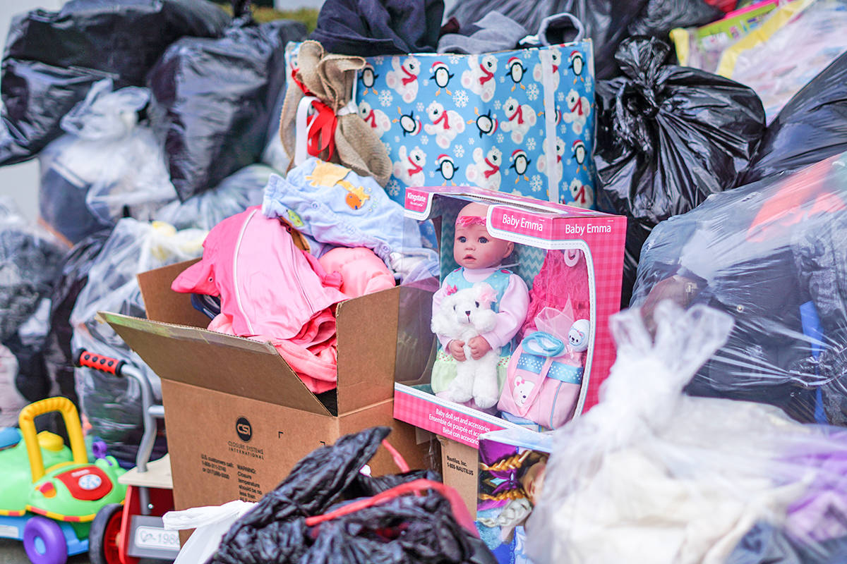 The Home Builders Association Vancouver will hold its annual Coats for Kids drive in 2020 to benefit the Lower Mainland Christmas Bureau and Surrey Christmas Bureau. (HAVAN/Special to Black Press Media)