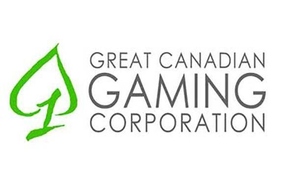 The Great Canadian Gaming Corp. logo is shown in a handout. The company says it has signed a deal to be bought by a U.S. private equity firm that values the casino operator at $3.3 billion. THE CANADIAN PRESS/HO