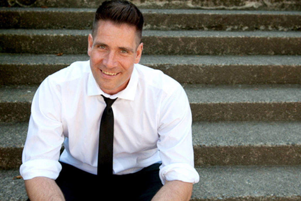Ken Hildebrandt, Gallery 7 Theatre's Executive/Artistic Director. (Gallery 7/Special to The Star)