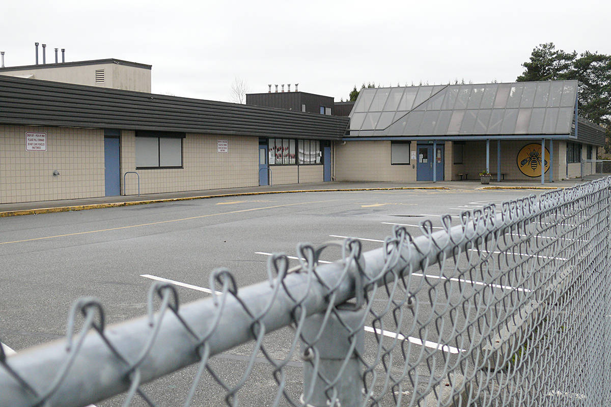 A person with COVID was at Willoughby Elementary School (pictured) on Thursday, Nov. 5 and Friday, Nov. 6, and a person with the virus was at H.D. Stafford on Friday, Nov. 6 and Monday, Nov. 9. (Dan Ferguson/Langley Advance Times)