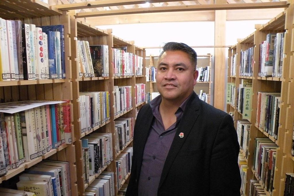 Terry Teegee has been re-elected B.C. Regional Chief of the Assembly of First Nations. (Tom Fletcher/Black Press)