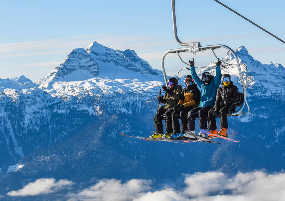 The annual World Ski Awards named Revelstoke Mountain Resort as Canada's Best Ski Resort, for the second time since 2016. Photo by Liam Harrap/Revelstoke Review.
