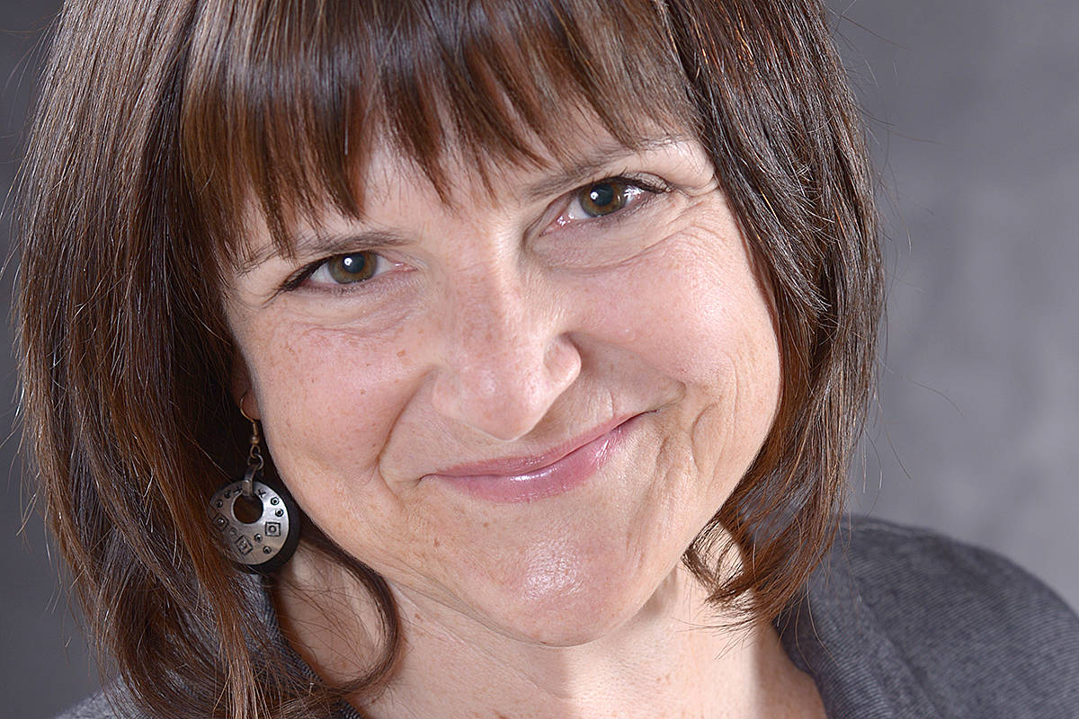 Professor Angela Konrad is directing the TWU Theatre production of WROL (WIthout Rule of Law), which premieres on Dec. 1. (TWU/Special to Langley Advance Times)