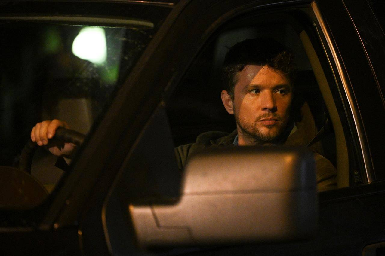 """This image released by ABC shows Ryan Phillippe in a scene from """"Big Sky."""" premiering on Tuesday. Several Indigenous groups are lambasting ABC's """"Big Sky"""" for a storyline about murdered women in Montana that fails to mention the crisis disproportionately involves Indigenous victims. (Sergei Bachlakov, ABC)"""