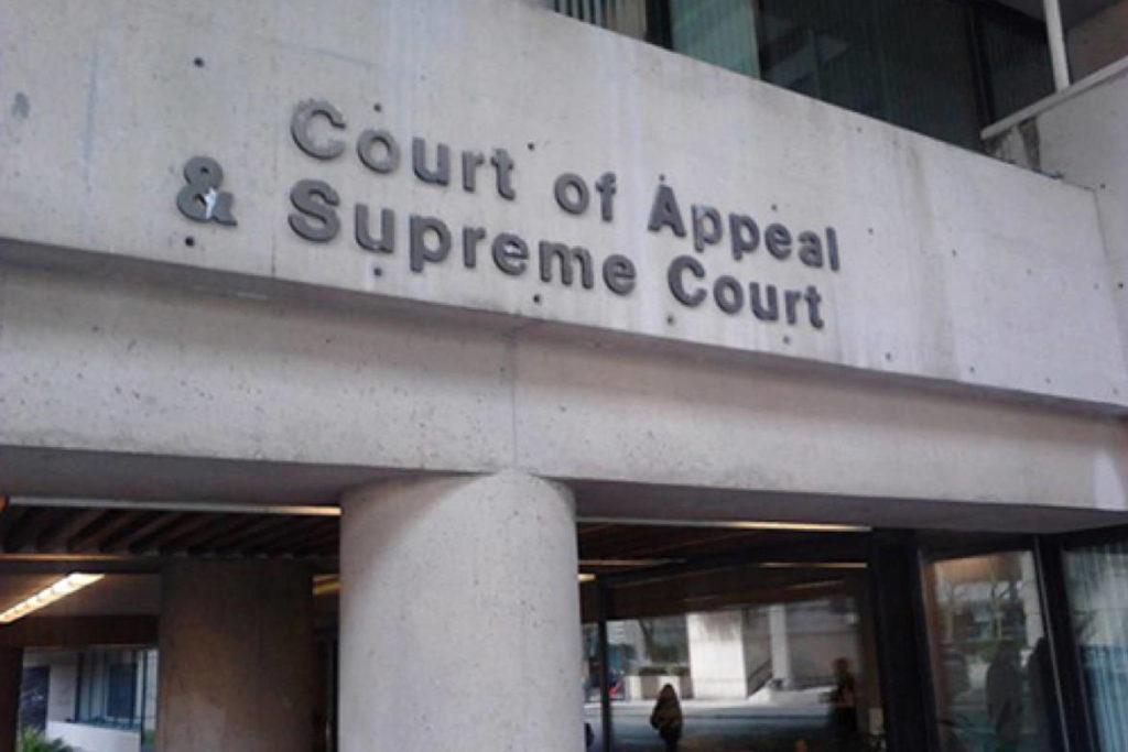B.C. Supreme Court in Vancouver. (Black Press Media files)