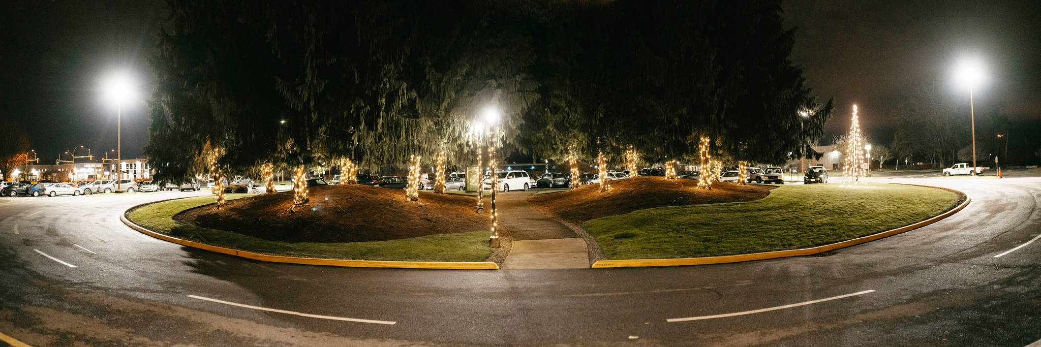 The self-directed event celebrating the Christmas story and its cherished message of hope leaves the residents of Langley with a Christmas gift.