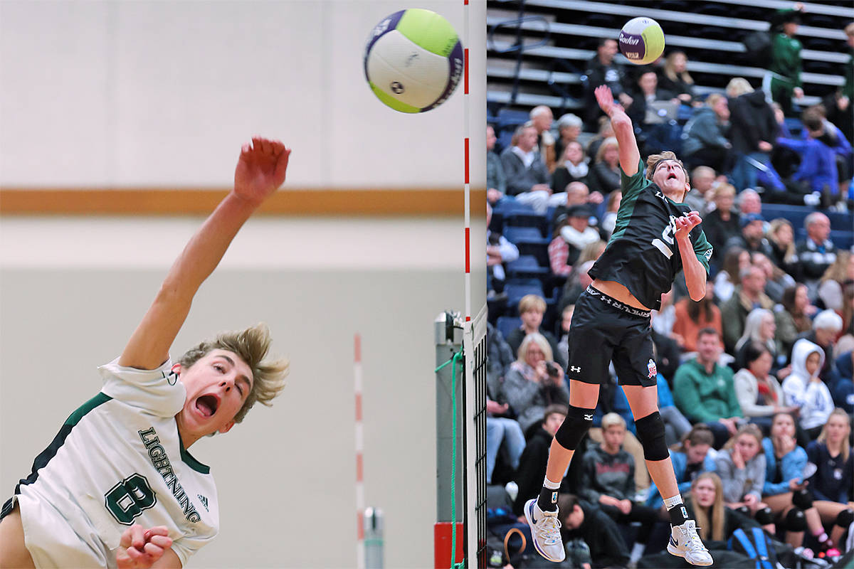 Jonas Van Huizen, seen here in action at the LEC in 2019, has transferred to UFV from TRU (Vancouver Sports Pictures)