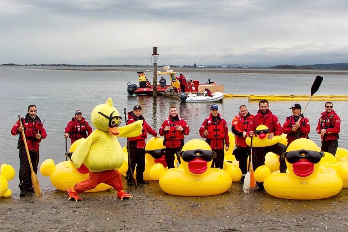 Duckona 5000 has been a popular fundraiser for the RCM-SAR5 unit. (Contributed photo)
