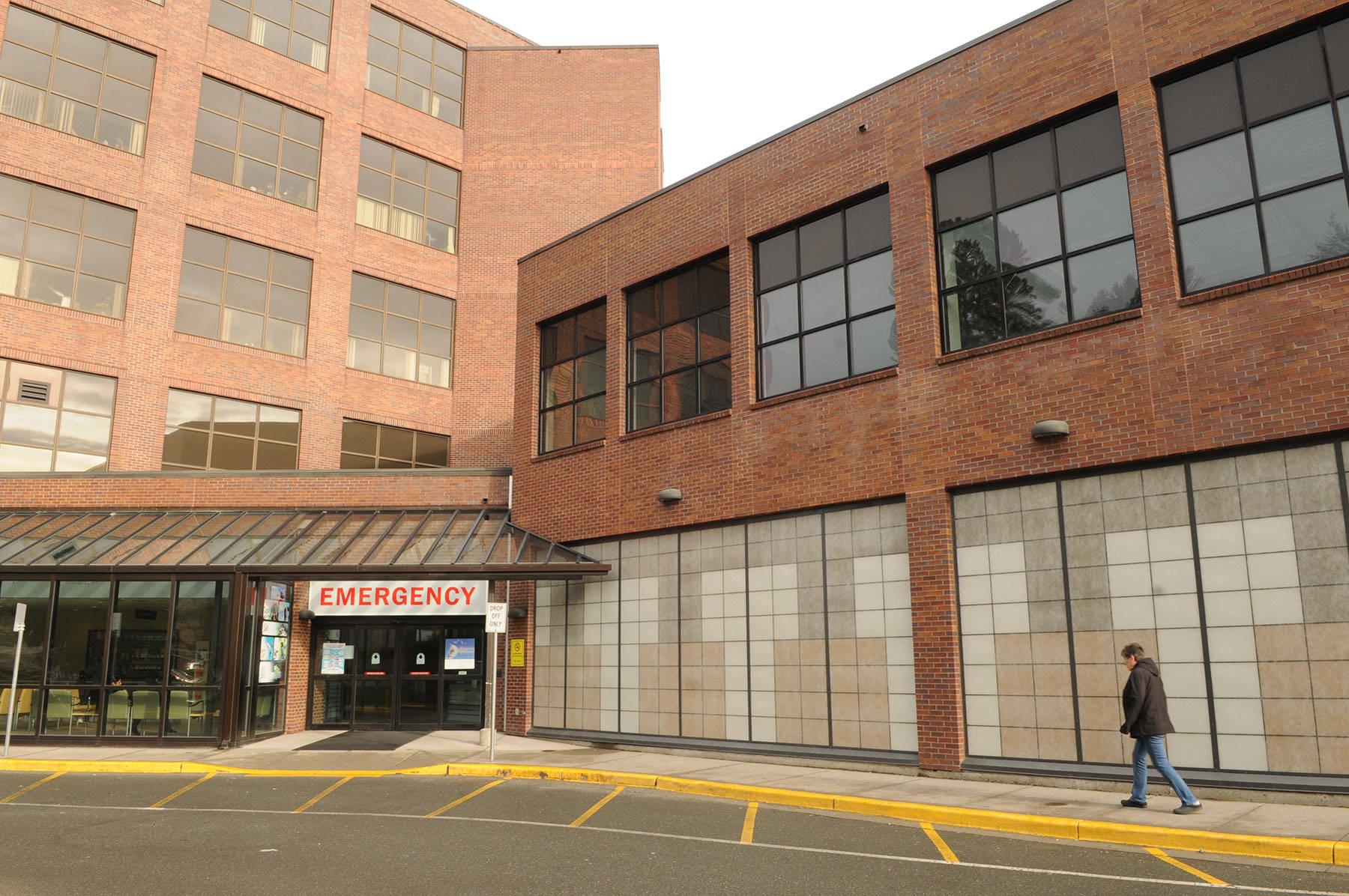 Chilliwack General Hospital. (Jenna Hauck/ Progress file)