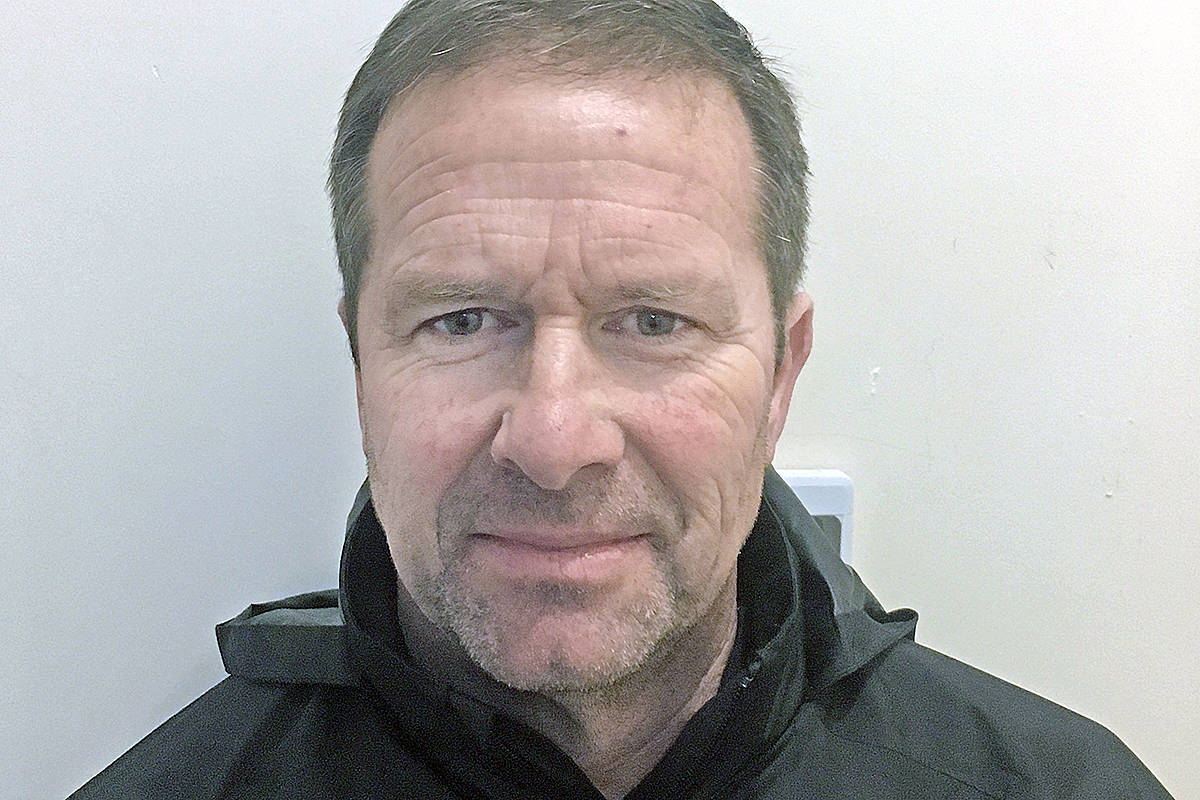 It's a challenge teaching soccer under current COVID-related restrictions, but it's worth it, said Aldergrove Youth Soccer cub coach Brian Hunter (Special to Langley Advance Times)