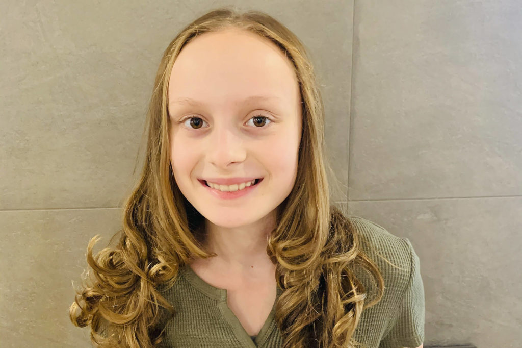 The parents of 12-year-old Halle Krawczyk of Salmon Arm received welcome news on Dec. 7, 2020 that the Medical Services Plan has reversed its decision and would fund her surgery in the United States for a rare cancer. However, the family is told they are still faced with at least $150,000 in additional expenses to be incurred during the six months in the U.S. throughout the surgery and recovery. (Contributed)