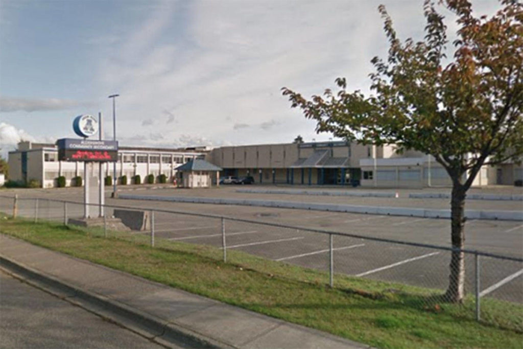Families of Aldergrove Community Secondary School were notified by the local district in a letter that an individual who tested positive for COVID-19 was at the school on Nov. 30 and Dec. 1, 2020. (Google Map)