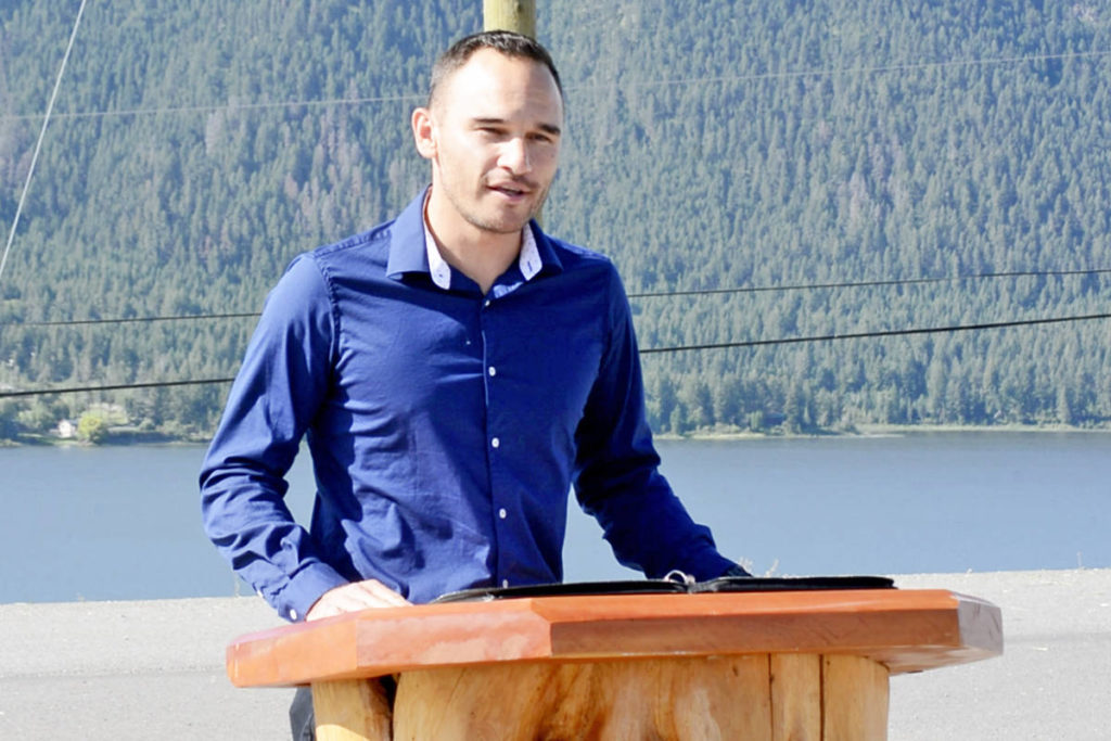 FILE – Williams Lake First Nation Chief Willie Sellars. (Monica Lamb-Yorski photo)