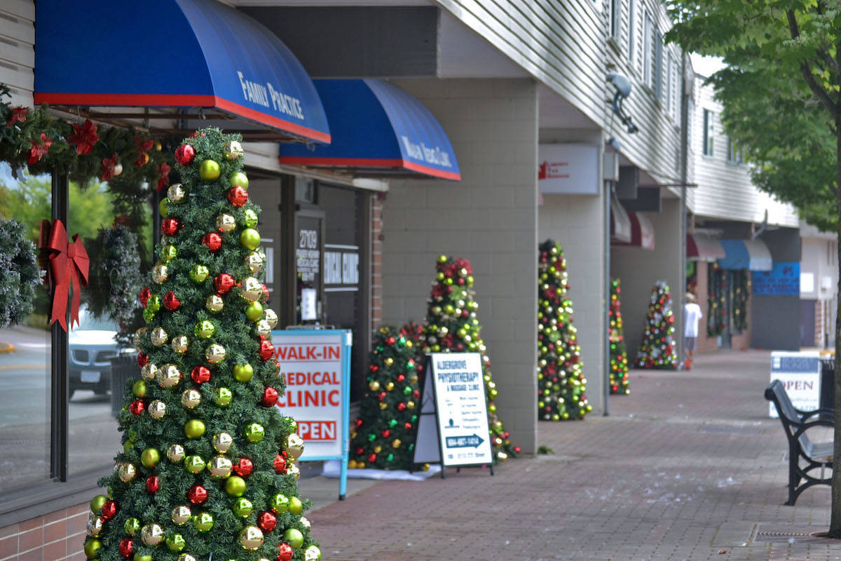 Hallmark holiday movies get filmed in and around Aldergrove. (Aldergrove Star files)