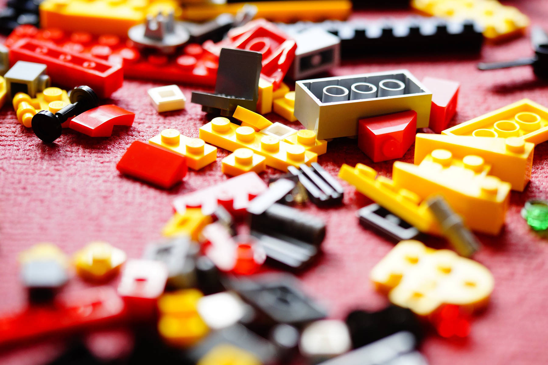 You may have played with Lego interlocking blocks, but do you know where the company is headquartered? (Pixabay.com)