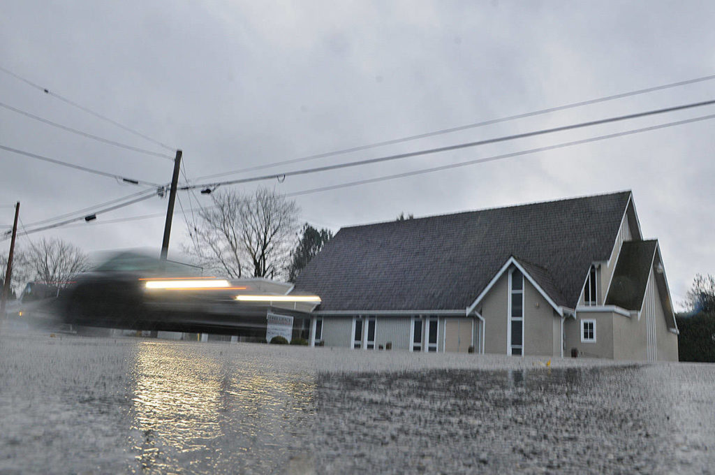 Free Grace Baptist Church on Wellington Avenue – seen here on Wednesday, Dec. 9, 2020 – was one of two churches in Chilliwack that continued to hold in-person services despite public health orders. Chilliwack RCMP announced on Dec. 6 they were investigating. (Jenna Hauck/ Chilliwack Progress)