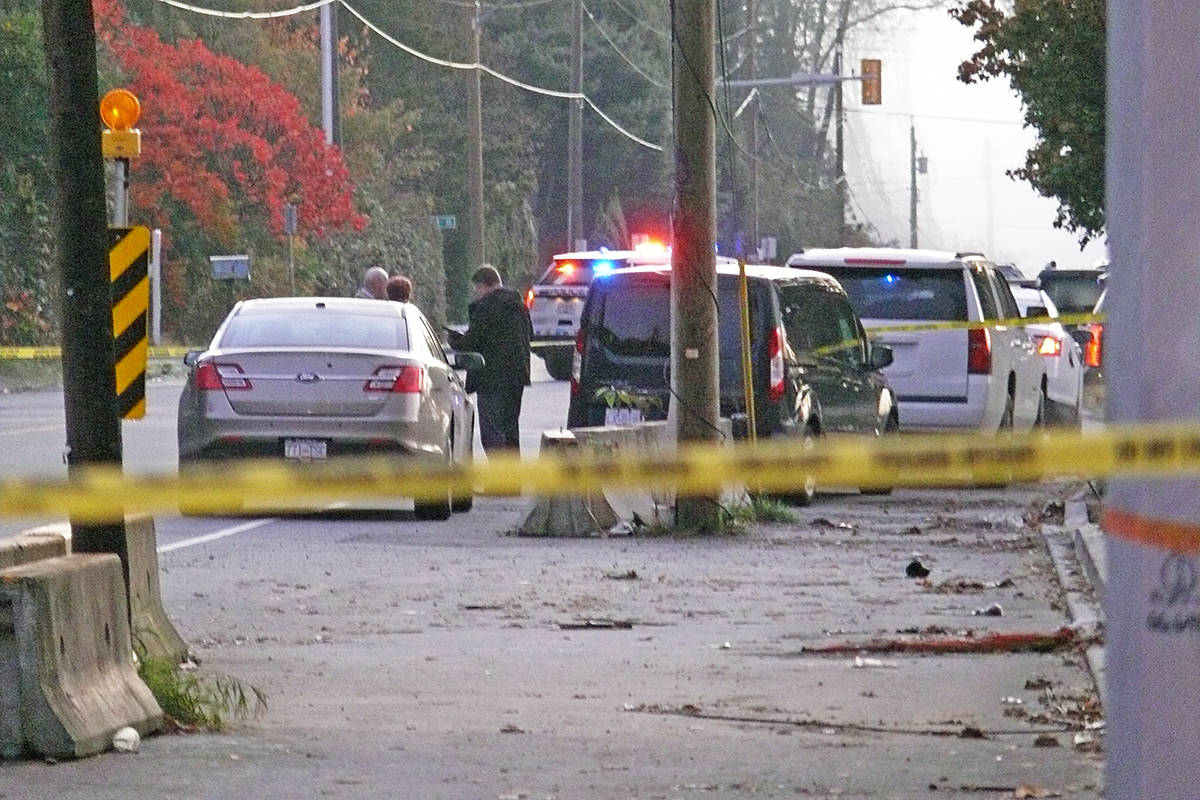 The IIO has released its report on the death of a man on Oct. 23, 2019 on 72nd Avenue near 208th Street. (Langley Advance Times files)