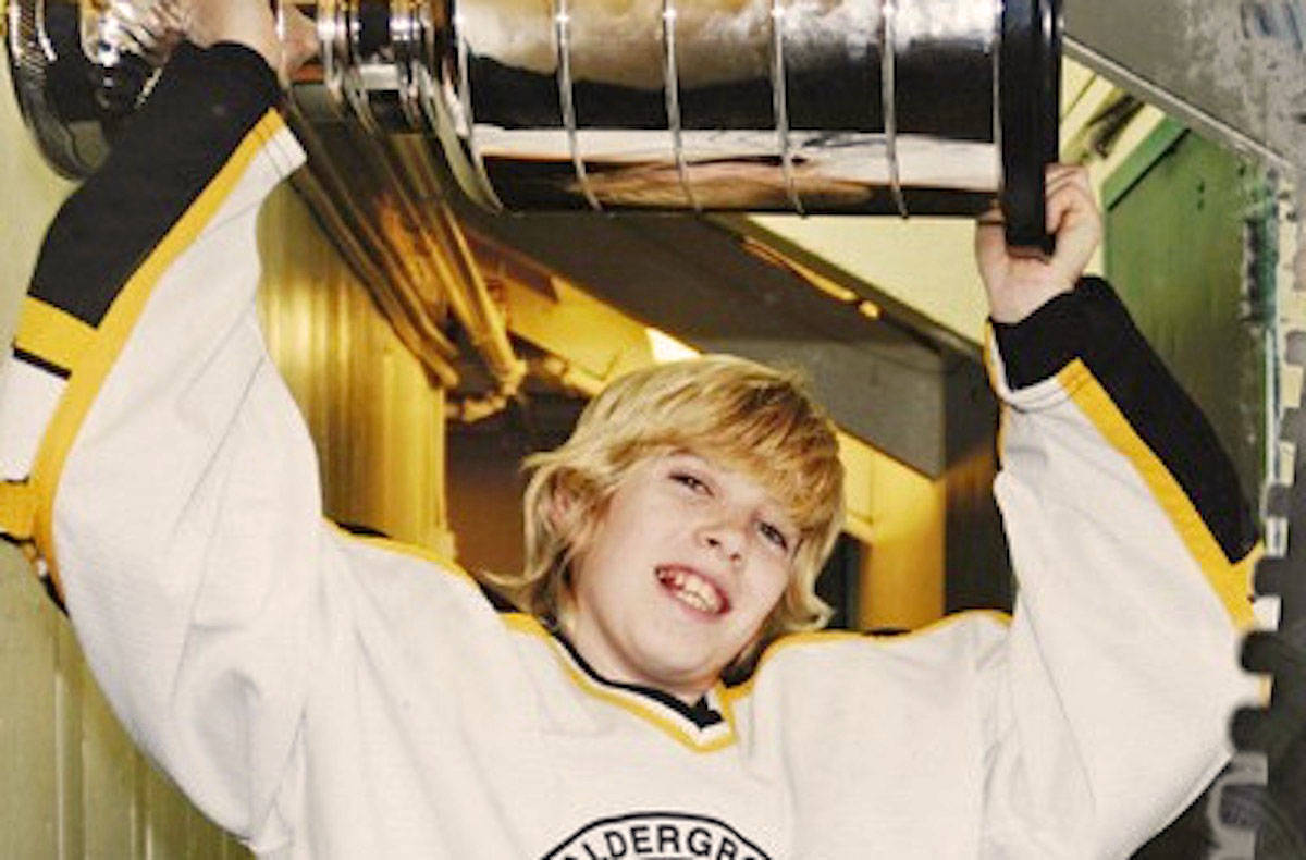 Coleton Nelson passed away in a car accident on Feb. 18, 2011. (Aldergrove Star files)