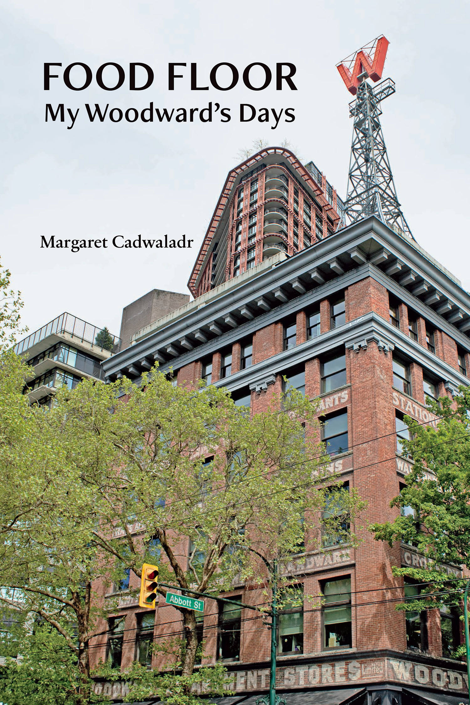 Margaret Cadwaladr lives in Langley and wrote a book about the two periods in her life when she worked at the Vancouver Woodward's Food Floor. (Madrona Books and Publishing)