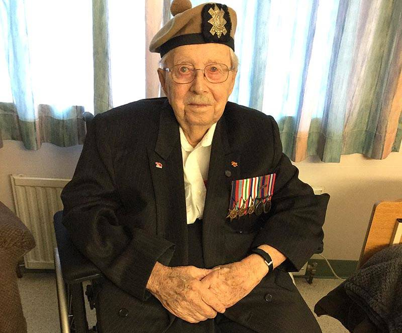 Second World War veteran David Thiessen of Abbotsford is one of 25 people at Tabor Home who have died of COVID-19 since an outbreak began there in early November.