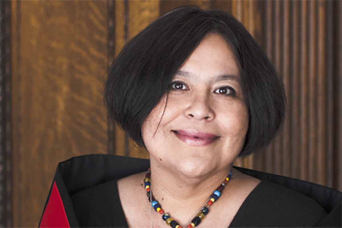 Ardith (Walpetko We'dalx) Walkem is the firest Indigenous woman to be appointed a BC Supreme Court Justice, an announcement made in December 2020. (Cedar & Sage Law Corporation photo - cedarandsagelaw.com)