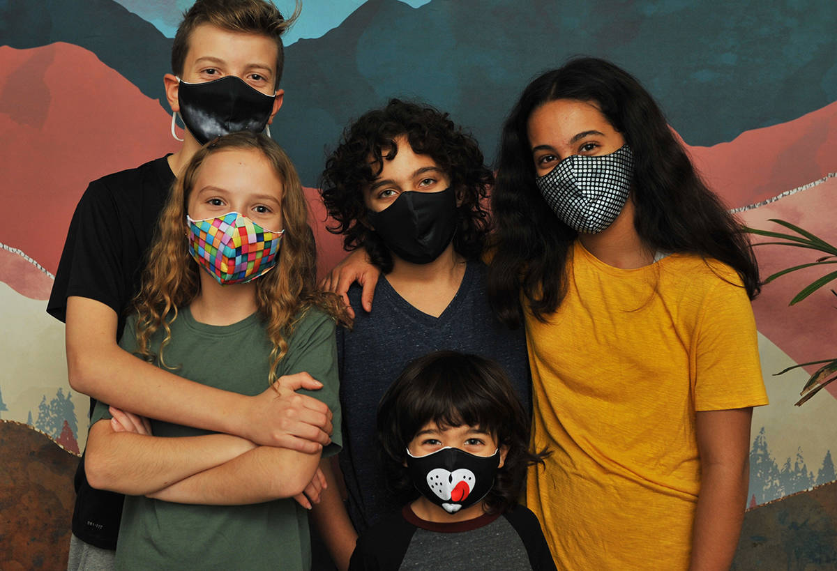 Black Press Media and BraveFace have come together to support children facing life-threatening conditions. Net proceeds from these washable, reusable, three-layer masks go to Make-A-Wish Foundation BC & Yukon.