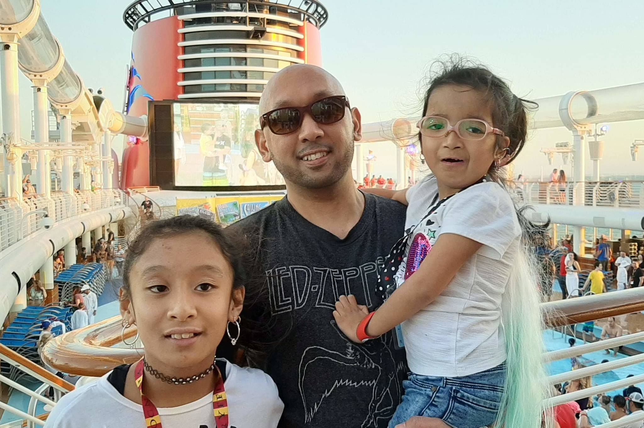 The Vasquez family (Contributed to Black Press Media)